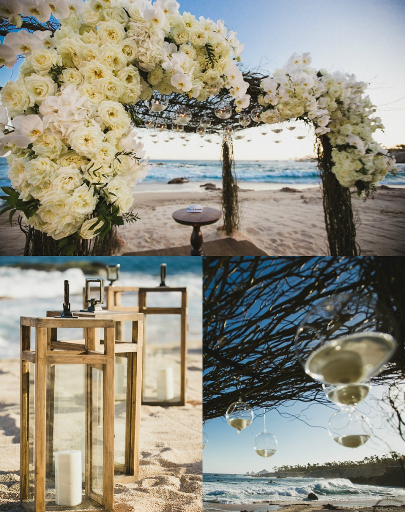 jewish ceremony chuppah each weddings cabo elena damy floral design chris plus lynn photography