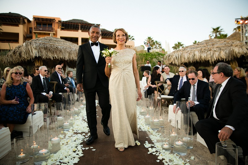 parents beach weddings los cabos esperanza resort elena damy event design chris plus lynn photography