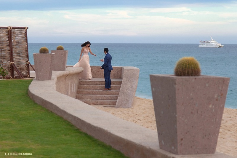 destination wedding proposals new wedding trend elena damy wedding planning los cabos