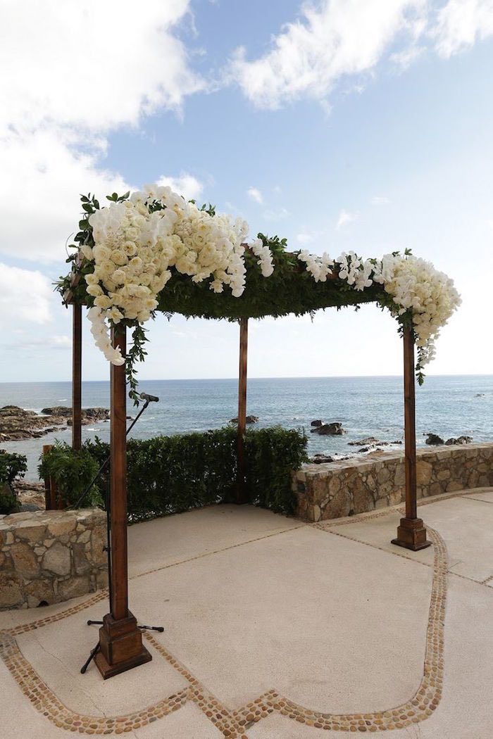 beach-wedding-ceremony-ideas-elena damy los cabos destination wedding planners
