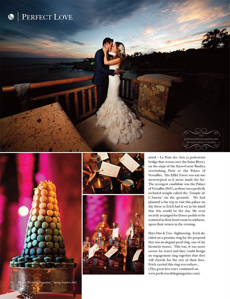 perfect love elena damy featured wedding esperanza resort 4