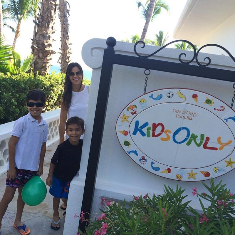 Elena Damy Family Holiday at One&Only Palmilla 11a