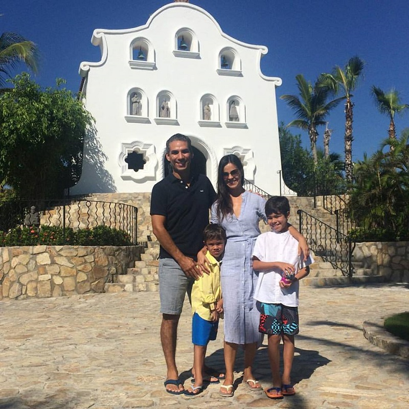 Elena Damy Family Holiday at One&Only Palmilla 15