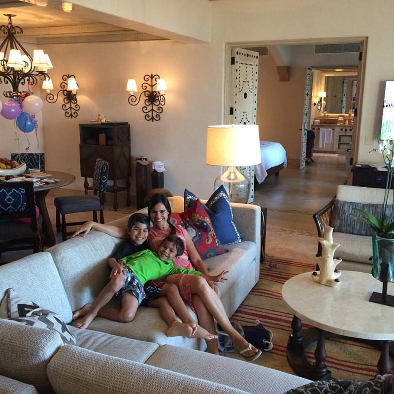 Elena Damy Family Holiday at One&Only Palmilla 5