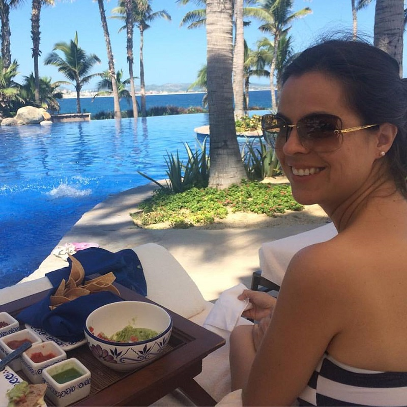 Elena Damy Family Holiday at One&Only Palmilla 7