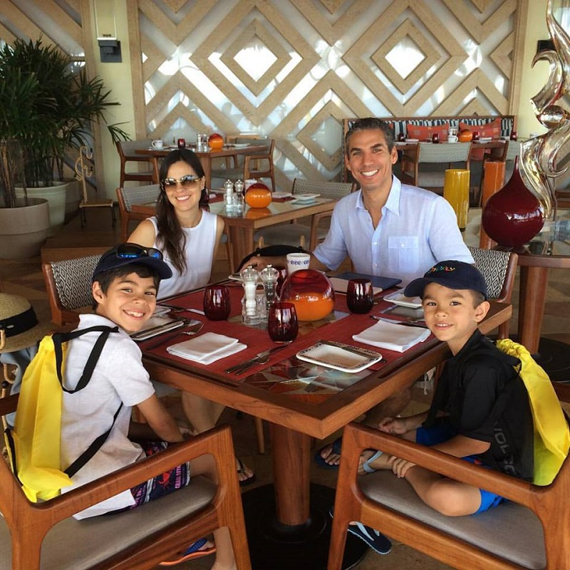 Elena Damy Family Holiday at One&Only Palmilla 8