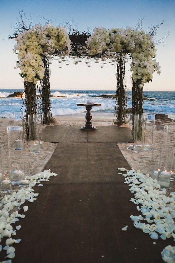 beach-wedding-ceremony-ideas-elena damy floral and event design destination weddings mexico 4