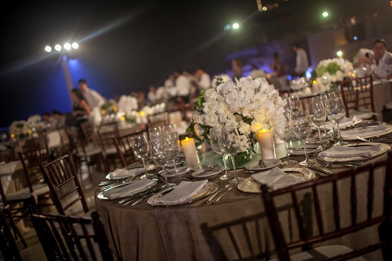 traditional weddings baja mexico floral design elena damy westin cabo 16