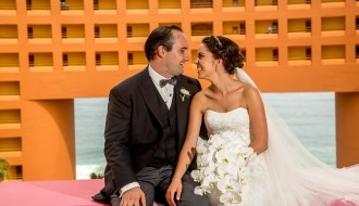 traditional weddings baja mexico floral design elena damy westin cabo 2