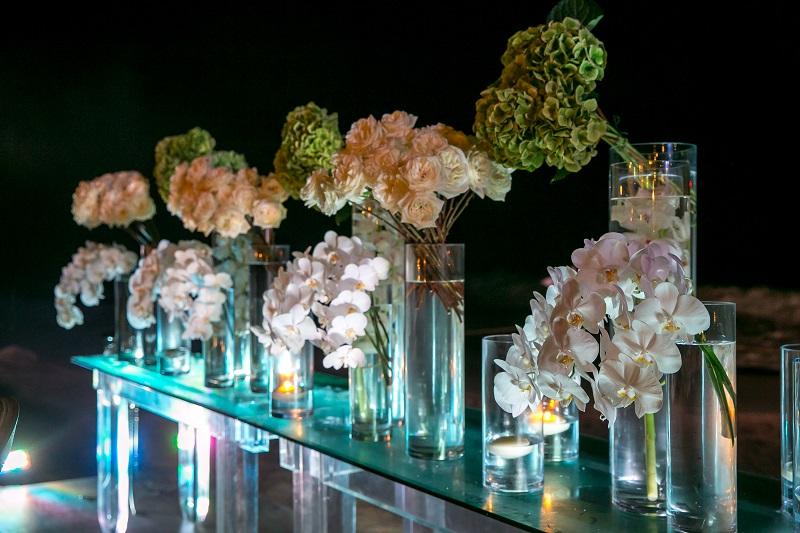 traditional weddings baja mexico floral design elena damy westin cabo 3
