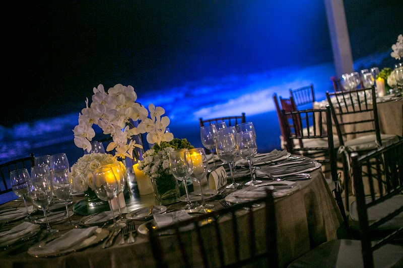 traditional weddings baja mexico floral design elena damy westin cabo 4