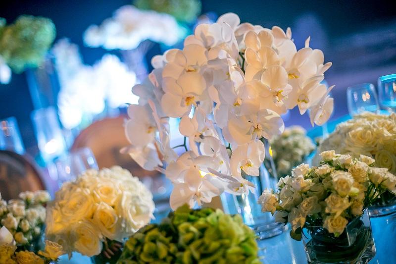 traditional weddings baja mexico floral design elena damy westin cabo 8