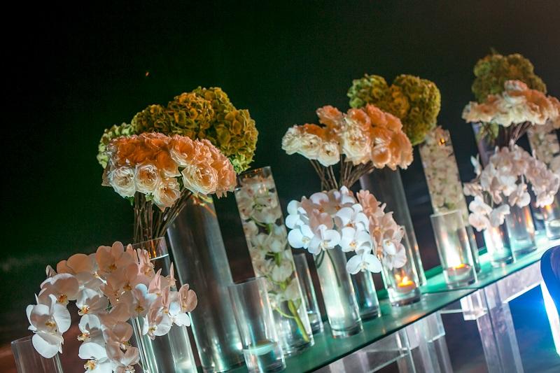 traditional weddings baja mexico floral design elena damy westin cabo 9