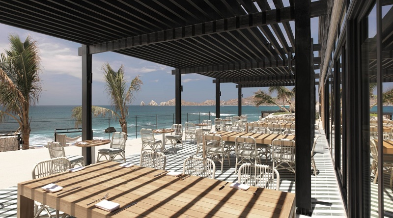 Ledge Restaurant Wedding Locations Cabo San Lucas The Cape Hotel Elena Damy Destination Weddings