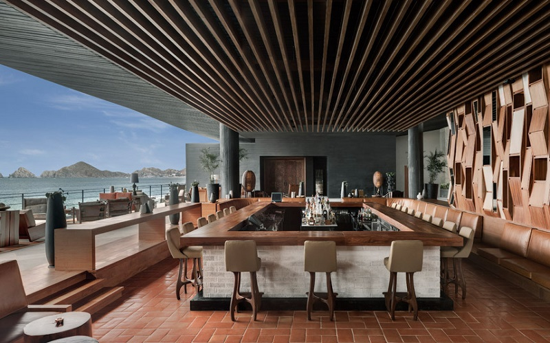 The Cape, Cabo San Lucas, Modern Restaurant