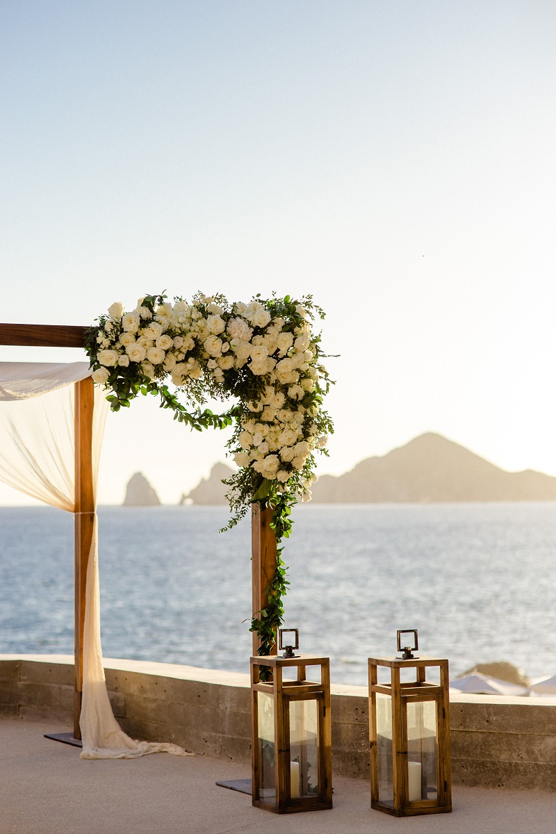 Weddings at The Cape Hotel Cabo San Lucas Event Designers Elena Damy Photo by Chris Plus Lynn 5c
