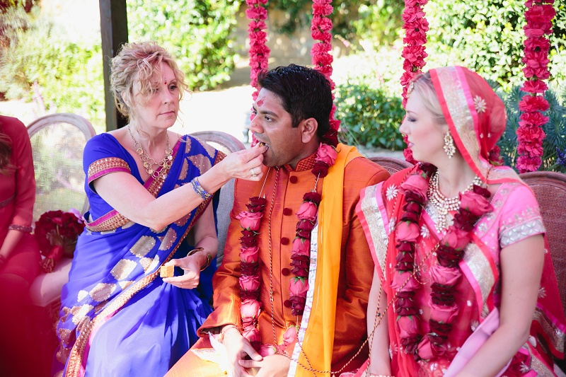 modern hindu weddings san ysidro ranch santa barbara weddings elena damy event design 11