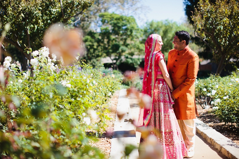 modern hindu weddings san ysidro ranch santa barbara weddings elena damy event design 14