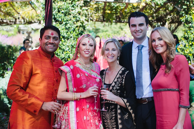 modern hindu weddings san ysidro ranch santa barbara weddings elena damy event design 14b