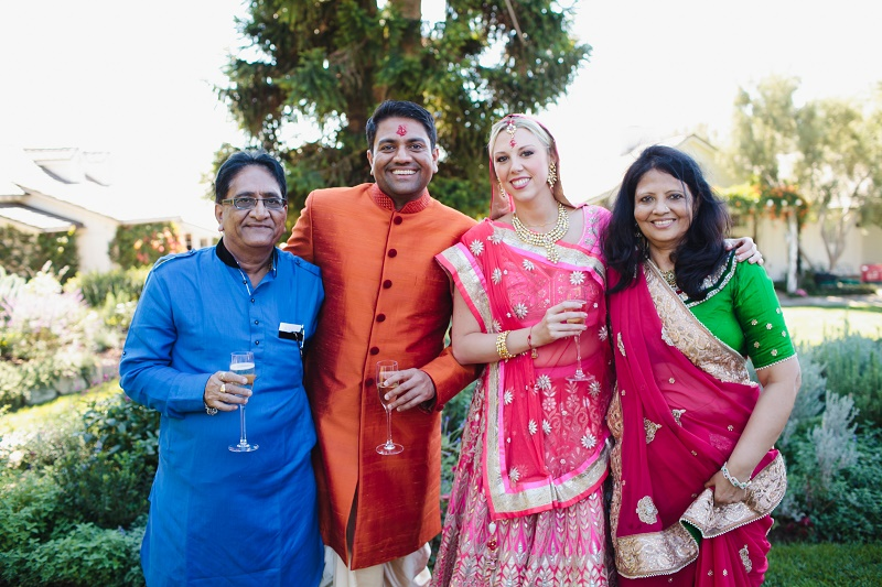 modern hindu weddings san ysidro ranch santa barbara weddings elena damy event design 16b
