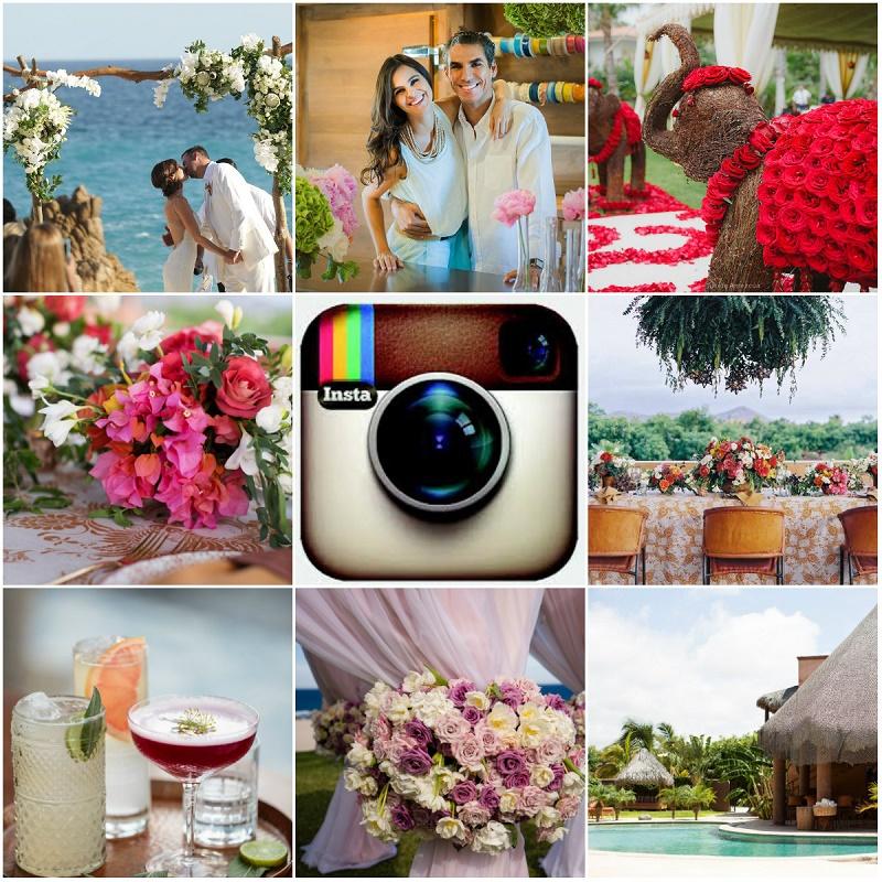 Elena Damy Instagram los cabos wedding planners mexico