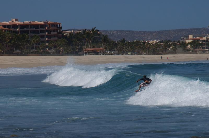 Surfing In Cabo San Lucas Todos Santos Cerritos Beach