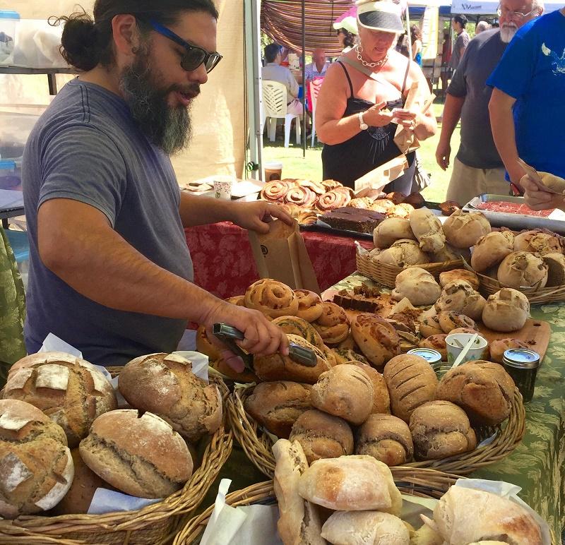 bread maker los cabos organic market elena damy wedding activites