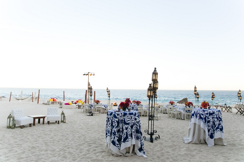 rehearsal dinner one and only palmilla los cabos mexico weddings elena damy wedding planners 7