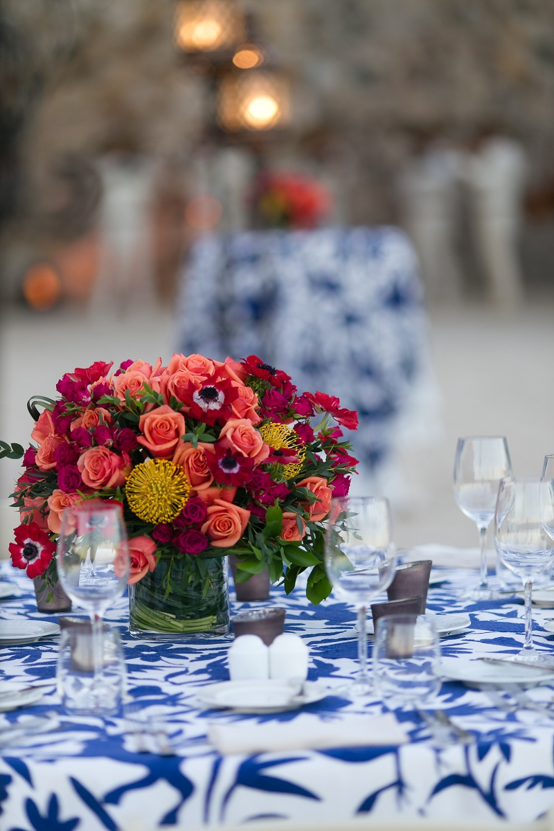 rehearsal dinner one and only palmilla los cabos mexico weddings elena damy wedding planners 8