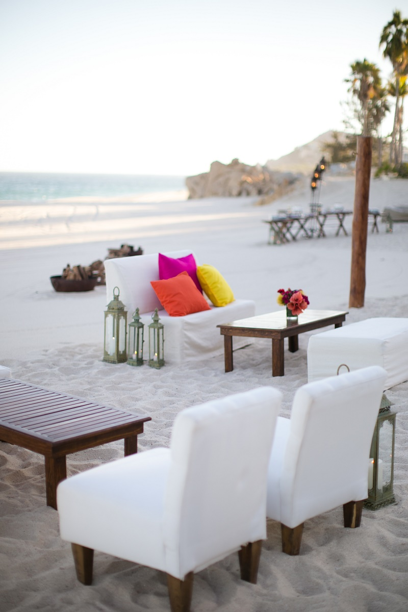 rehearsal dinner one and only palmilla los cabos mexico weddings elena damy wedding planners 9
