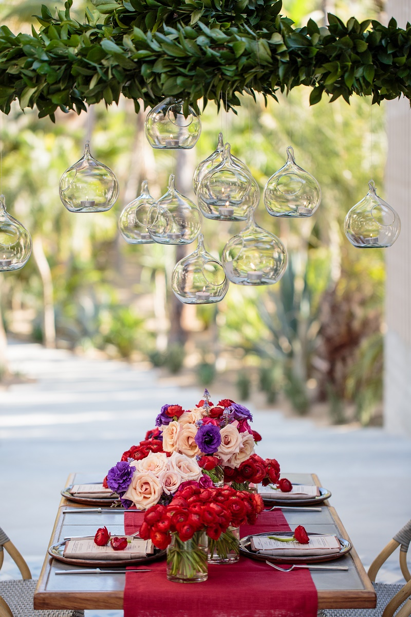resetting the table acre baja elena damy destination weddings los cabos mexico