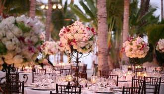 tall floral centerpieces for beach weddings elena damy floral design 800