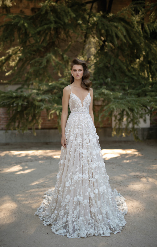 Elena Damy - Berta Bridal is Beyond Breathtaking - Elena Damy