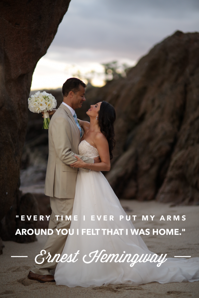 Monday Muse Elena Damy Destination Weddings Love Quotes Wedding Vows Chris Plus Lynn