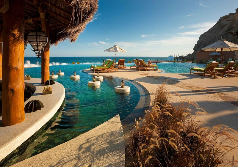 The Resort at Pedregal Luxury Wedding Venue Cabo San Lucas Los Cabos Mexico Baja Brides Elena Damy Destination Weddings