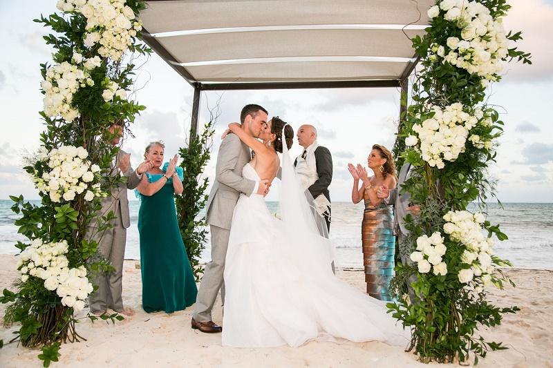 playa del carmen weddings rosewood mayakoba beach weddings cancun weddings elena damy floral design mexico