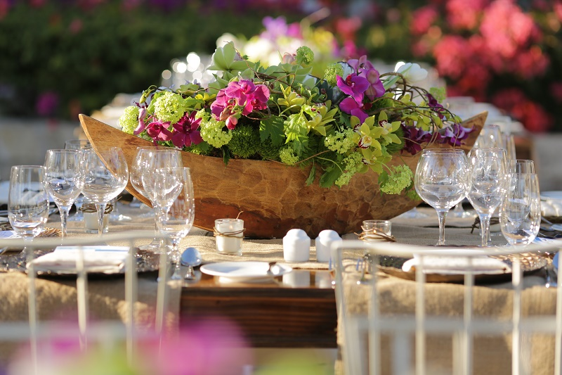 tropical floral arrangements mexico style flowers elena damy floral design event planning corporate events mexico