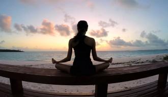 yoga on the beach cabo san lucas healthy honeymoons wellness retreats mexico
