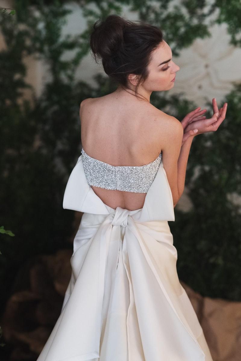 Carolina Herrera Bridal Gowns Spring 2017 Elena Damy Destination Wedding Planners Mexico (2)