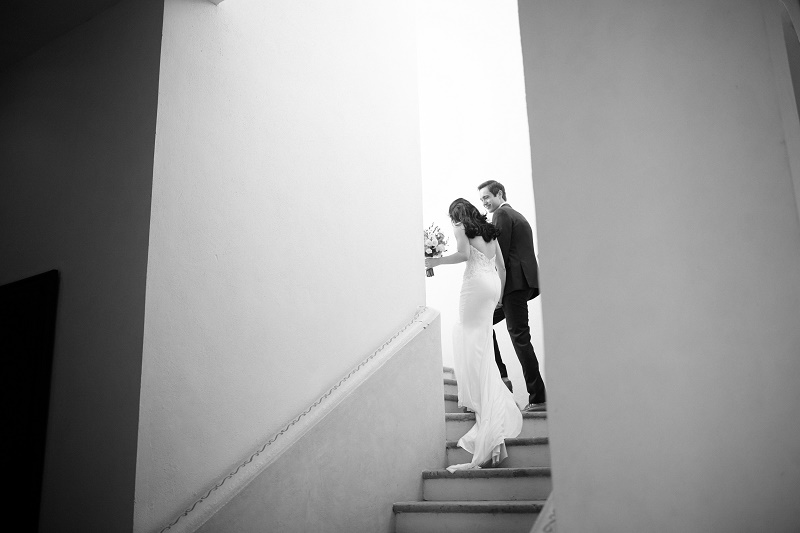 bride and groom bw photo weddings at cabo del sol elena damy destination wedding planners mexico chris plus lynn photo