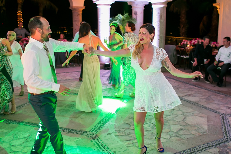 bride and groom dancing 1
