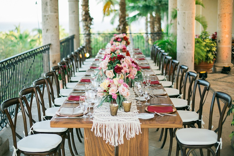 cabo del sol weddings elena damy event design