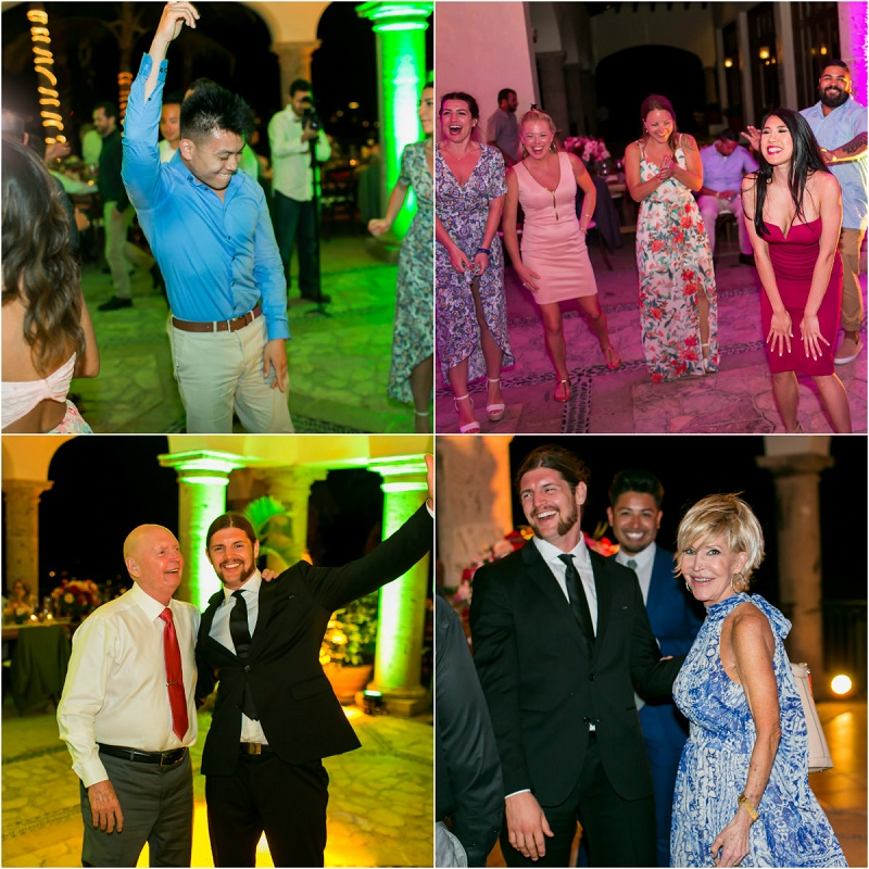 dancing cabo del sol wedding
