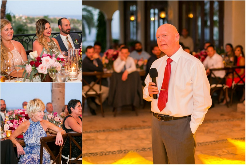 father of the bride toast cabo del sol
