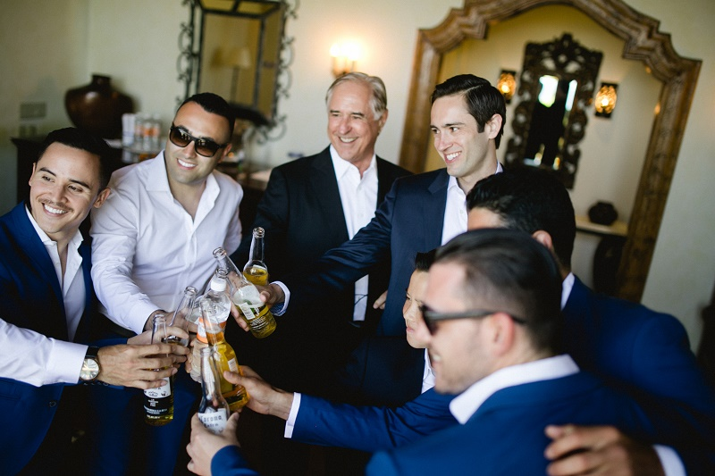 groomsmen fathers dressing weddings at cabo del sol elena damy destination wedding planners mexico chris plus lynn photo