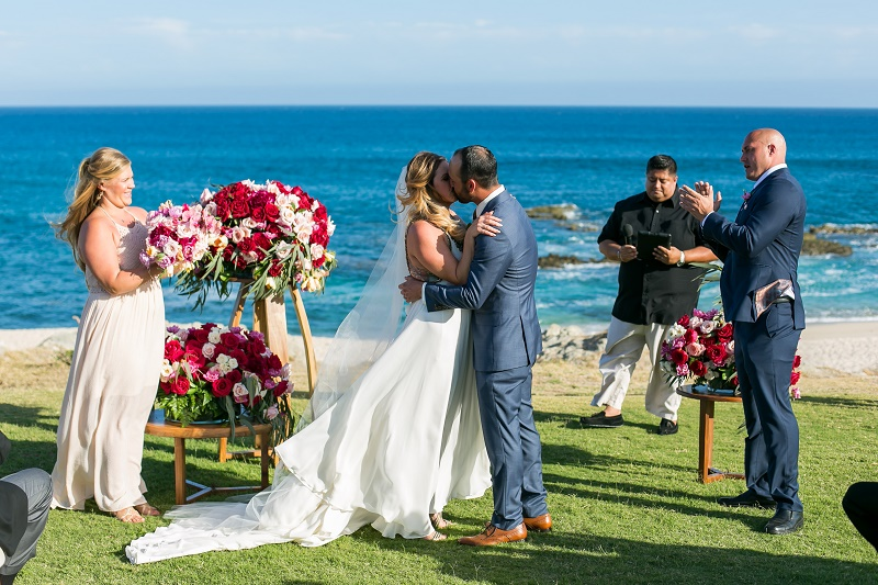 the kiss cabo del sol weddings