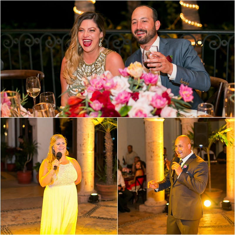 toasts cabo del sol weddings baja wedding planners elena damy