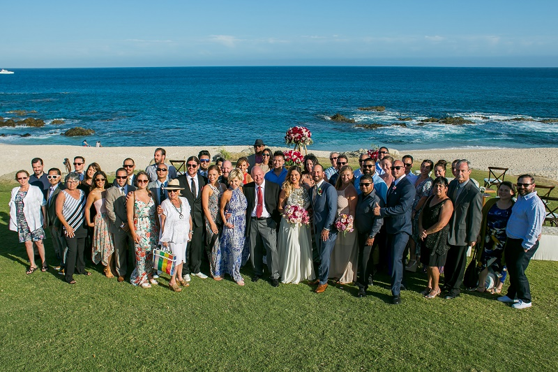 wedding guest photo cabo del sol weddings