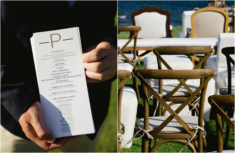 wedding programs cabo weddings elena damy floral design and wedding planning chris plus lynn photo