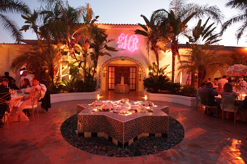 after party ballroom reception 2 Cabo Weddings One and Only Palmilla Elena Damy Event Design Cabo Chris Plus Lynn Photo